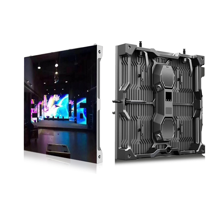 P2.97 Rental Advertising Video Wall LED Display Screen