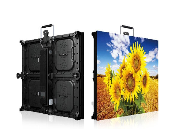 P4.81 HD Led Rental Display With Low Power Consumption