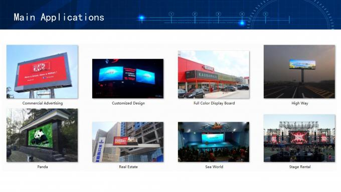 LED Display Main Application